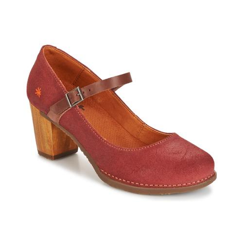 Παπούτσια Γυναίκα Γόβες Art SALZBURG Red