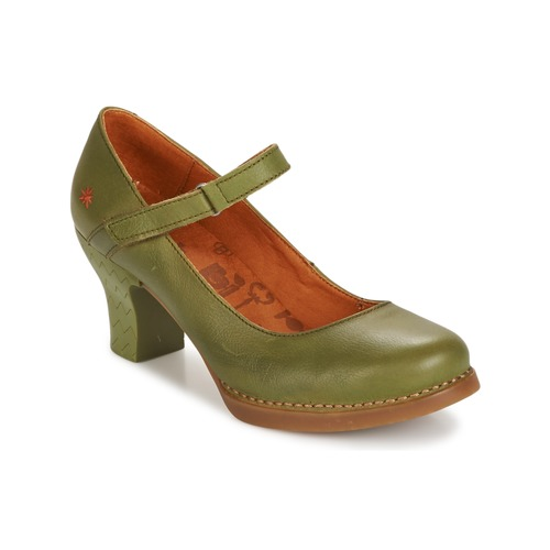 Παπούτσια Γυναίκα Γόβες Art HARLEM KAKI
