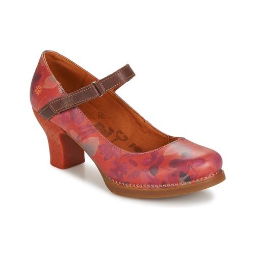 Παπούτσια Γυναίκα Γόβες Art HARLEM Red