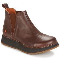 Παπούτσια Γυναίκα Μπότες Art HEATHROW Brown