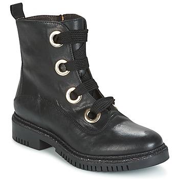 Παπούτσια Γυναίκα Μπότες Café Noir MAR Black