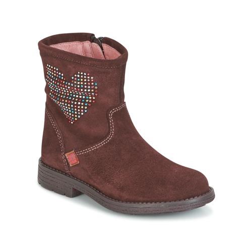 Παπούτσια Κορίτσι Μπότες Agatha Ruiz de la Prada VAGABUNDA AGATHA Bordeaux