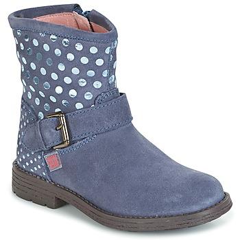 Παπούτσια Κορίτσι Μπότες Agatha Ruiz de la Prada VAGABUNDA AGATHA Μπλέ