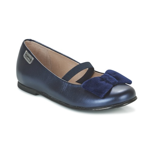 Παπούτσια Κορίτσι Μπαλαρίνες Garvalin GARDEN μπλέ