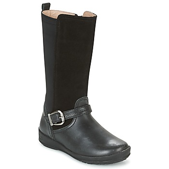 Παπούτσια Κορίτσι Μπότες για την πόλη Garvalin NEW FLORES Black