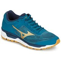 Παπούτσια Άνδρας Τρέξιμο Mizuno MIZUNO SYNCHRO MX 3 μπλέ