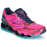 Παπούτσια Γυναίκα Τρέξιμο Mizuno WAVE PROPHECY 6 (W) Ροζ