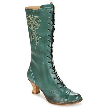 Παπούτσια Γυναίκα Μπότες για την πόλη Neosens ROCOCO Μπλέ