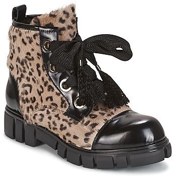 Παπούτσια Γυναίκα Μπότες Now ARRABIATA Black