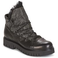 Παπούτσια Γυναίκα Μπότες Now BIANCO Black
