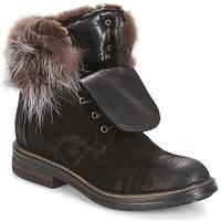 Παπούτσια Γυναίκα Μπότες Now BIANCA III Black