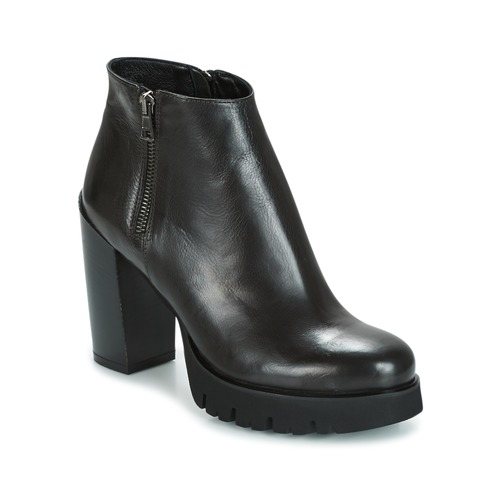 Παπούτσια Γυναίκα Χαμηλές Μπότες Now TUTTO Black