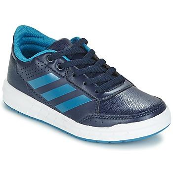 Παπούτσια Αγόρι Χαμηλά Sneakers adidas Performance ALTASPORT K Marine
