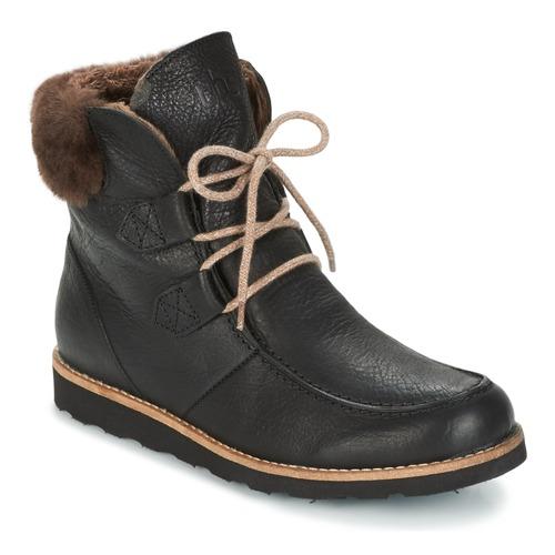 Παπούτσια Γυναίκα Μπότες TBS ARIANA Black