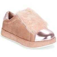 Παπούτσια Γυναίκα Χαμηλά Sneakers Coolway TOP Ροζ