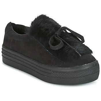 Παπούτσια Γυναίκα Χαμηλά Sneakers Coolway PLUTON Black