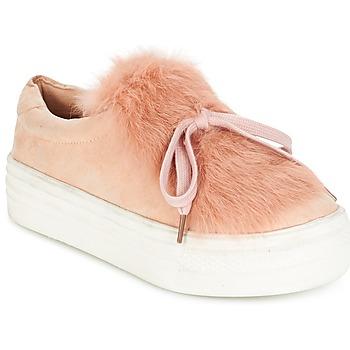 Παπούτσια Γυναίκα Χαμηλά Sneakers Coolway PLUTON Ροζ