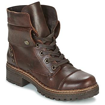 Παπούτσια Γυναίκα Μπότες Coolway HAMMER Brown