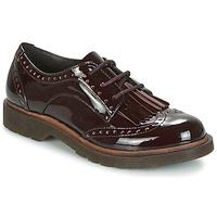 Παπούτσια Γυναίκα Derby Coolway PRAGA Bordeaux