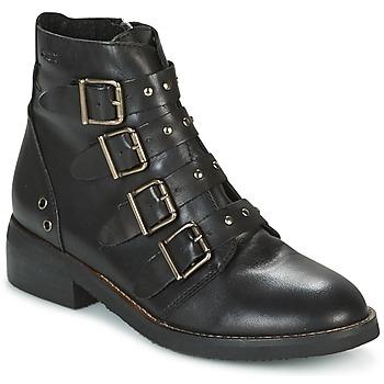 Παπούτσια Γυναίκα Μπότες Coolway DENZEL Black