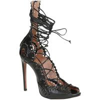 Παπούτσια Γυναίκα Σανδάλια / Πέδιλα Alaa 4S3X524CB23 nero