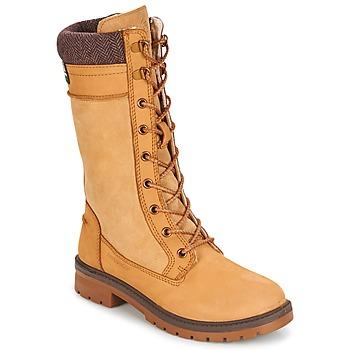 Παπούτσια Γυναίκα Μπότες για την πόλη KAMIK ROGUE 9 Brown