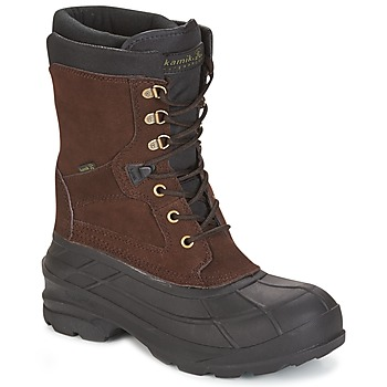 Παπούτσια Άνδρας Snow boots KAMIK NATION PLUS Brown / Fonce