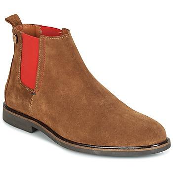 Παπούτσια Άνδρας Μπότες Faguo CORK02 Brown