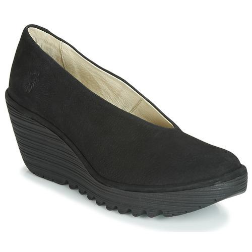 Παπούτσια Γυναίκα Μπαλαρίνες Fly London CUPIDO Black