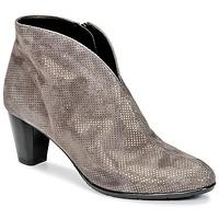 Παπούτσια Γυναίκα Μποτίνια Ara MORTAD Grey / Argenté