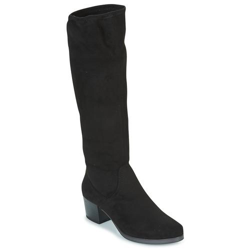 Παπούτσια Γυναίκα Μπότες για την πόλη Caprice BELLA Black