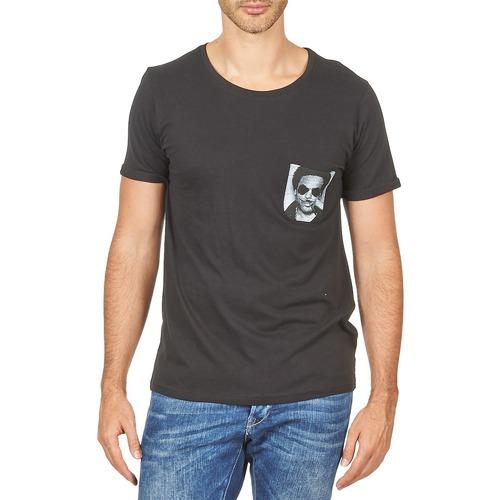 Υφασμάτινα Άνδρας T-shirt με κοντά μανίκια Eleven Paris LENNYPOCK Άσπρο