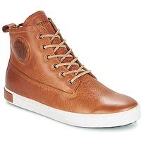 Παπούτσια Άνδρας Ψηλά Sneakers Blackstone GM06 Brown