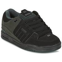 Παπούτσια Άνδρας Χαμηλά Sneakers Globe FUSION Black