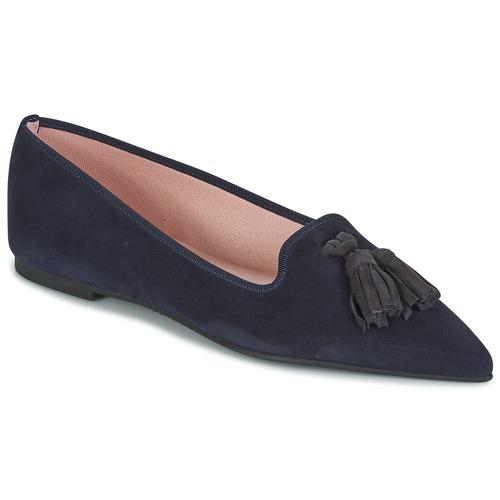 Παπούτσια Γυναίκα Μπαλαρίνες Pretty Ballerinas ANGELIS NAVY BLUE V007 /ANGELIS BALDER μπλέ