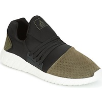 Παπούτσια Άνδρας Χαμηλά Sneakers Asfvlt AREA LOW Black / Kaki