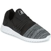 Παπούτσια Άνδρας Χαμηλά Sneakers Asfvlt AREA LOW Black / Άσπρο