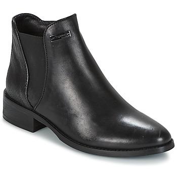 Παπούτσια Γυναίκα Μπότες Les Tropéziennes par M Belarbi NACRE Black