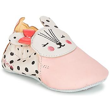 Παπούτσια Κορίτσι Παντόφλες Catimini REMOULADE Vte / Ροζ / Dpf / Souple