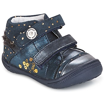 Παπούτσια Κορίτσι Μπότες Catimini ROSSIGNOL Vtc / ΜΠΛΕ ΠΟΥΑ / Dore / Dpf / 2822