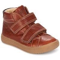 Παπούτσια Αγόρι Ψηλά Sneakers GBB NAZAIRE Vte / Fauve / Dpf / 2835