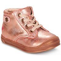 Παπούτσια Κορίτσι Ψηλά Sneakers GBB REGINE Ροζ