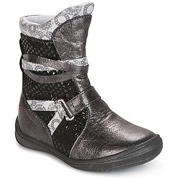 Παπούτσια Κορίτσι Μπότες GBB ROSANA Grey