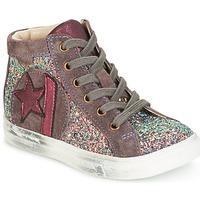 Παπούτσια Κορίτσι Χαμηλά Sneakers GBB MARTA ροζ