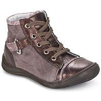 Παπούτσια Κορίτσι Μπότες GBB ROMIE Ροζ / Bordeaux