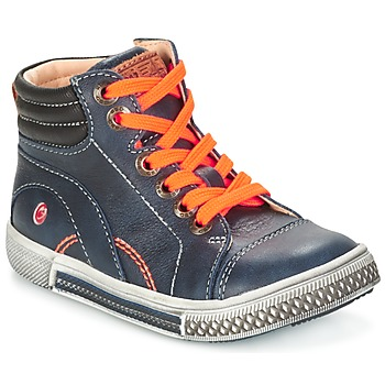 Παπούτσια Αγόρι Ψηλά Sneakers GBB RALPH Μπλέ