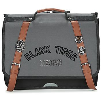 Σάκα Ikks BLACK TIGER CARTABLE 38CM