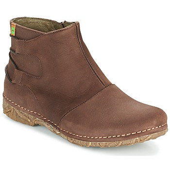 Παπούτσια Γυναίκα Μπότες El Naturalista ANGKOR Brown