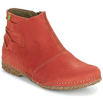 Παπούτσια Γυναίκα Μπότες El Naturalista ANGKOR Orange