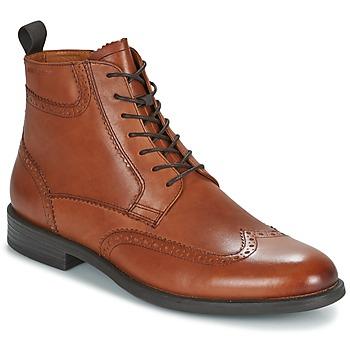 Παπούτσια Άνδρας Μπότες Vagabond SALVATORE Cognac